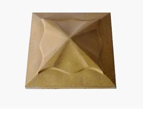 Колпачок из бетона