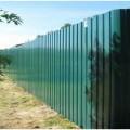 Металлопрофильный забор