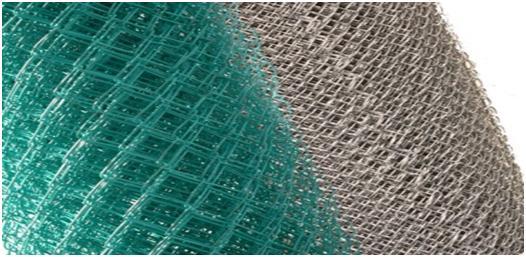 Разновидность материала сетки