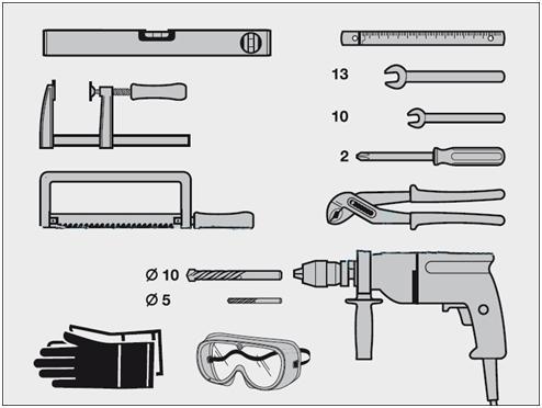 Необходимый инструмент
