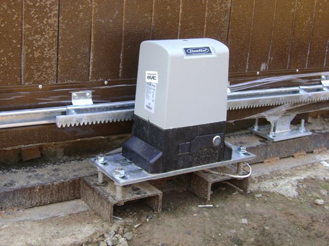 Д шево электро привод для ворот откатных ролтэк комплектующие для ворот дмитров