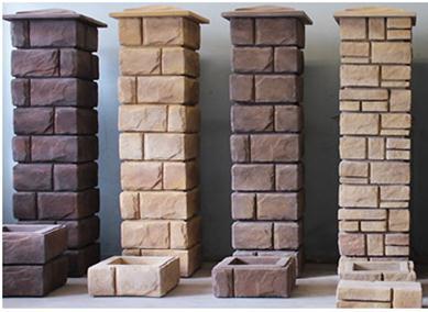 Столбы из бетона