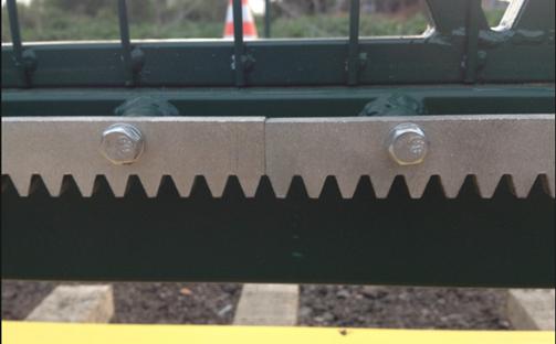 Зубчато-реечная передача