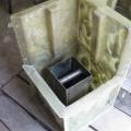 Блок для столба