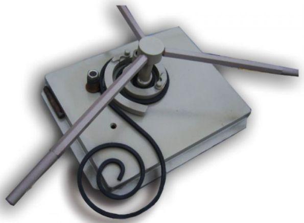 Аппарат для изготовления завитков