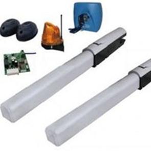 Привод, сигнальная лампа, пульт