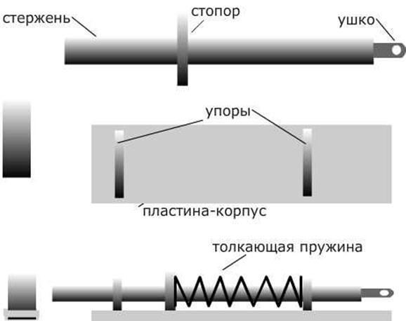 Щеколда