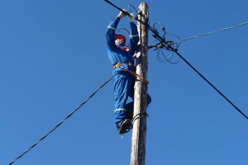 Электрический столб