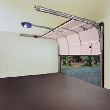 Автоматизированный гаражный портал