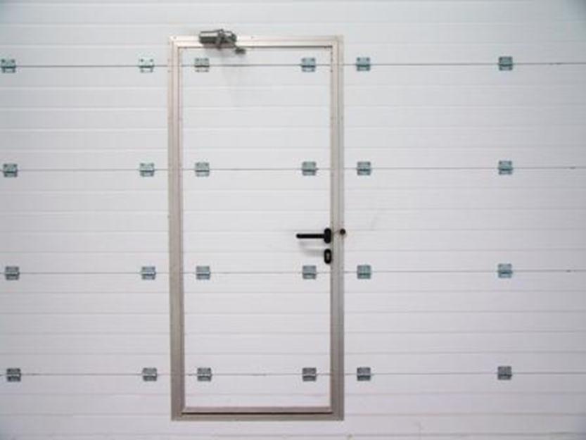 Секционно-подъемный портал