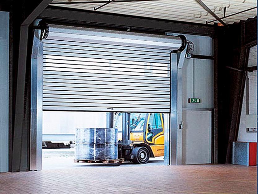 Рулонные шторы в гараж своими руками 59