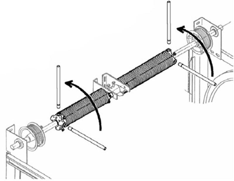 Элемент конструкции ворот