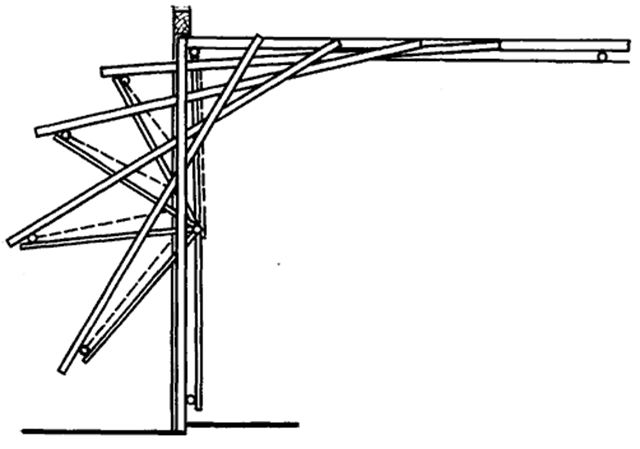 Конструкция портала