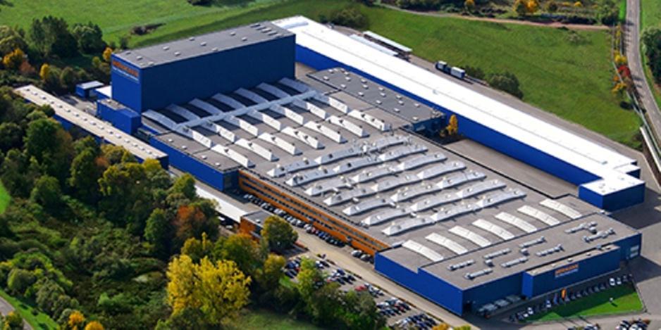 Завод немецкой компании