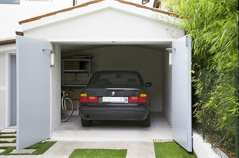 Автоматизированные гаражные ворота