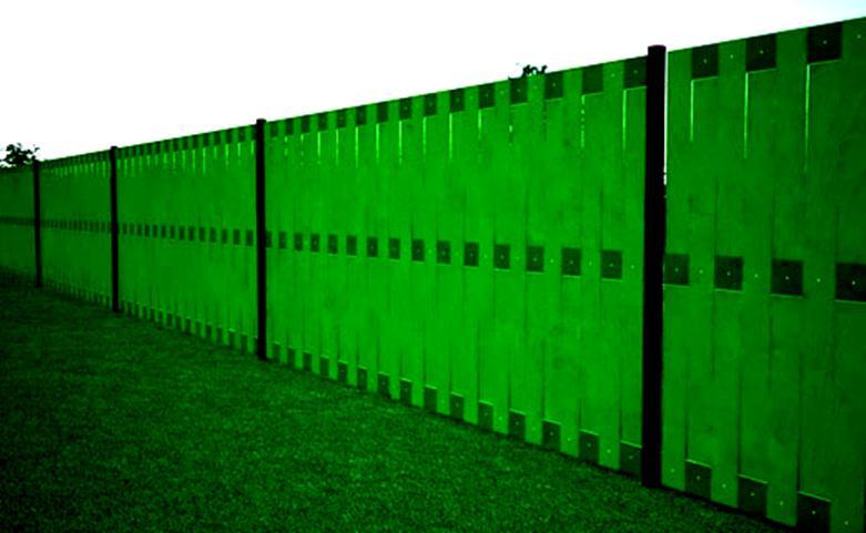 Экономичная ограда