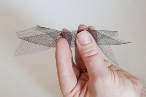 Тканая сетка из цветного металла